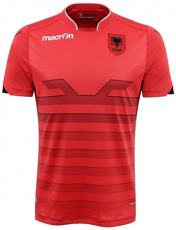 Camisas da UEFA Euro 2016 - Grupo A - Show de Camisas