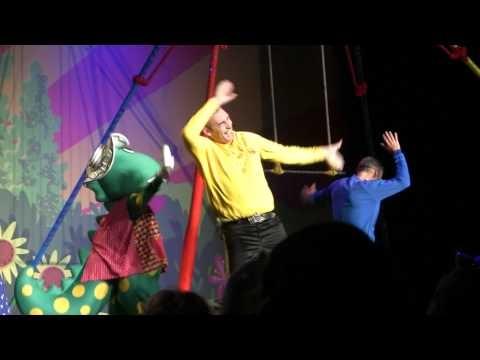 Wiggles concert- Finale part 1