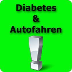Notfall-Kohlenhydrate immer griffbereit - Was Menschen mit Diabetes am Steuer beachten sollten | Das Journal