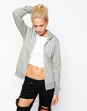 Nike - Sweat à capuche zippé