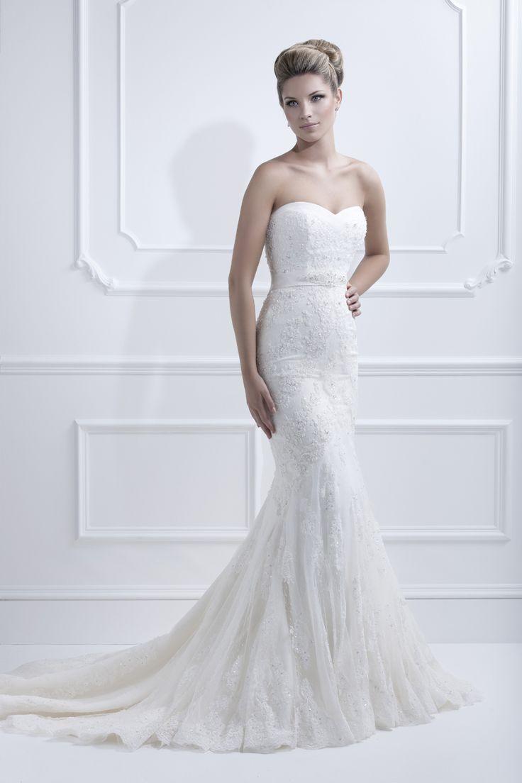 Ellis Bridal Style #11330. Available @ LOWS BRIDAL.