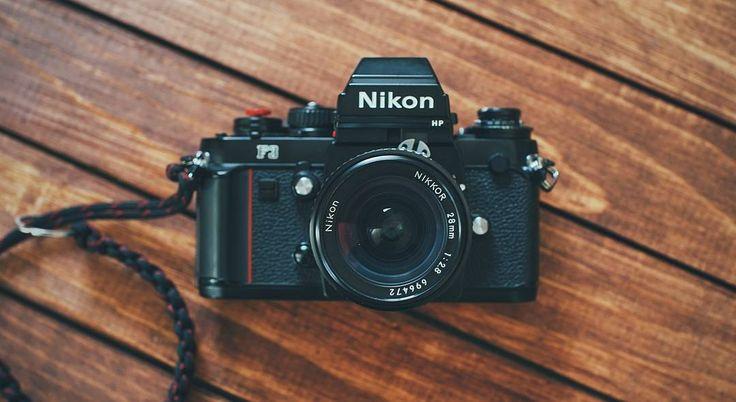 """ถูกใจ 1,251 คน, ความคิดเห็น 5 รายการ - Miguel (@thecamerajunkie) บน Instagram: """"Nikon F3 with 28mm 2.8 Ais lens - - - - #Nikon #Nikonf3 #nikon_photo #nikonphotography #28mm #film…"""""""