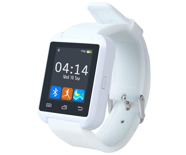 Time Owner U8 Smart Watch Android Watch Phone Bluetooth Notification Pedometer Sleep Monitor Anti lost for Samsung Xiaomi Huawei