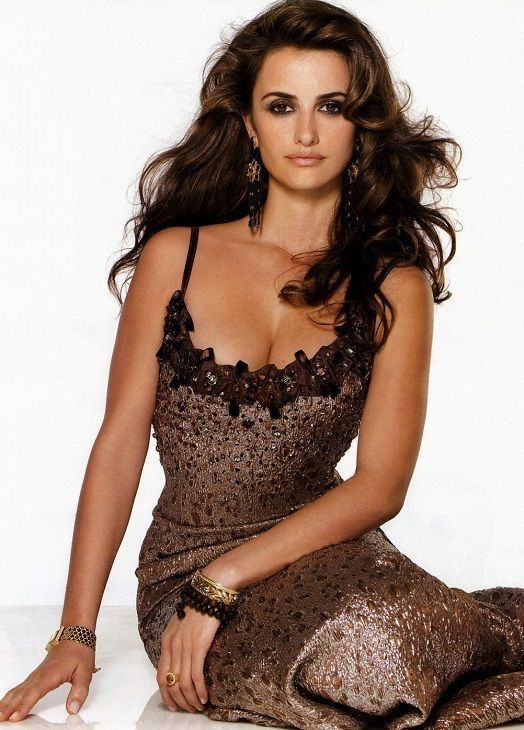 Beautiful Pénèlope Cruz