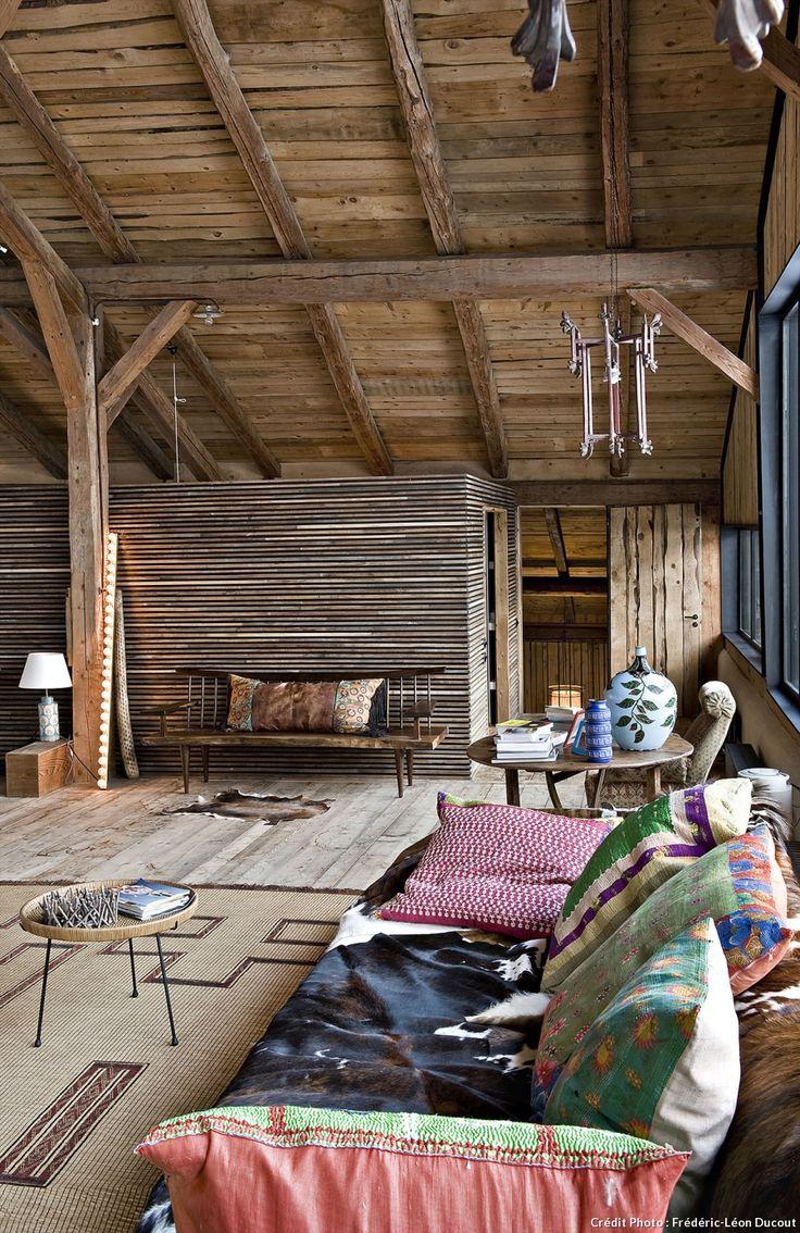 1000 idées sur le thème décor de lodge de ski sur pinterest ...