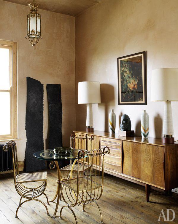 Mixed era interior/ Photo Granville