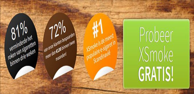 Gratis E-sigaret Starterspakket van Xsmoke !!! Gezonder leven zonder te stoppen met roken! Test nu gratis de E-sigaret uit. Met deze actie kan je een gratis E-sigaret starterspakket aanvragen, je kan zelfs kiezen welke smaak. Ontdek het hier ==> http://gratisprijzenwinnen.be/gratis-e-sigaret-starterspakket/  #gratis #stoppenmetroken #roken #esigaret