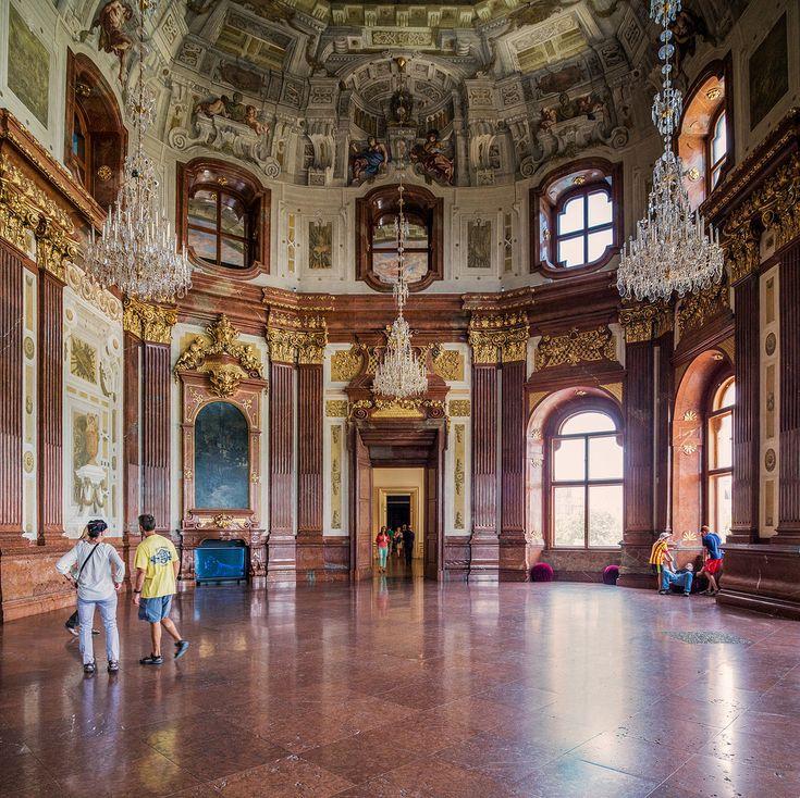 Vienna Park Apartments: 72 Best CASTLE-A- Belvedere Palace Images On Pinterest