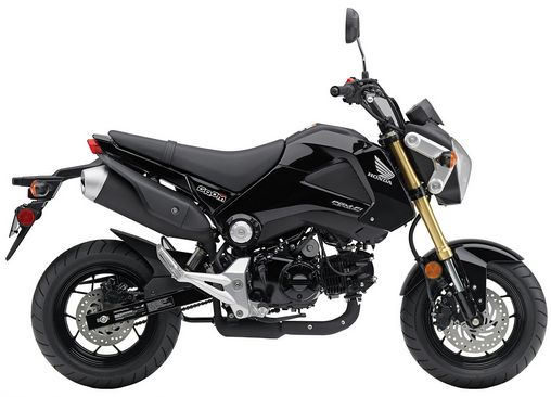 Specification, Performance and Price Honda Grom 2014 | Honda Release, Review