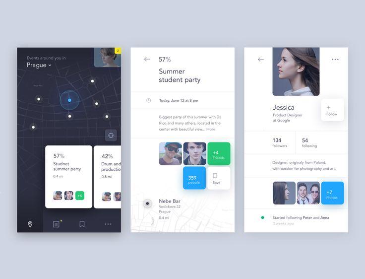 슬로워크 :: UI 디자인에서 영문 타이포그래피 잘 쓰는 법