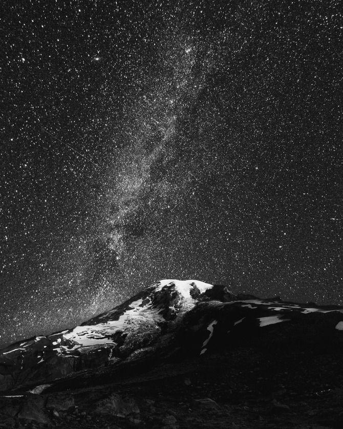 Настройки для фотографии звездного неба