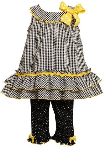 Bonnie Baby Baby-girls Infant Seersucker Top With Ruffles To Knit Capri, Black/White, 12 Months Bonnie Baby, http://www.amazon.com/dp/B006J3XPAO/ref=cm_sw_r_pi_dp_Wrqcqb084KW73