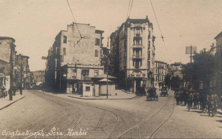 Harbiye, İstanbulSALT Araştırma, Tahsin İspiroğlu Koleksiyonu