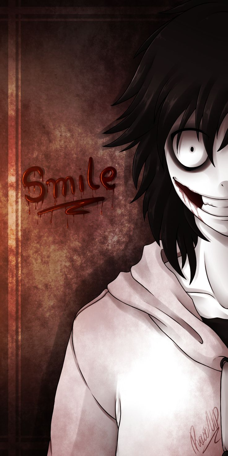 .:Smile - Jeff The Killer:. by PuRe-LOVE-G-S.deviantart.com on @deviantART