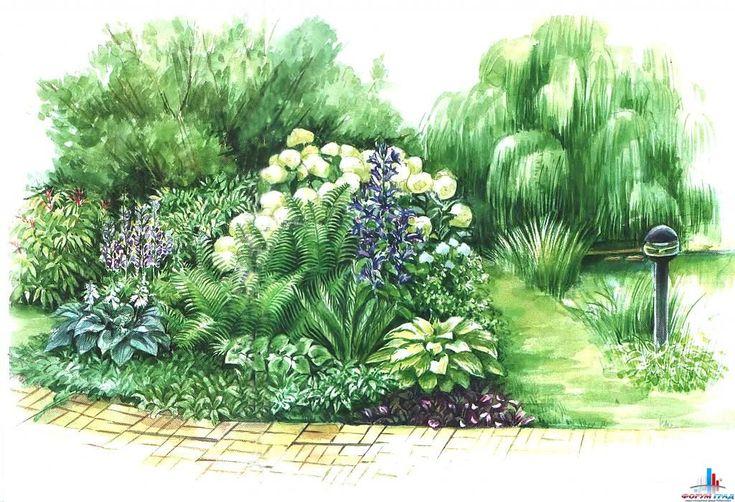 Ходят волны на просторе - то ли поле, то ли море...Цветочные фантазии в голубых тонах - Как поэтичен ты, как свеж и как хорош, от роскоши твоей порой бросает в дрожь, цветущий сад, прославленный в веках! Мы здесь поговорим о цветниках - Форум-Град