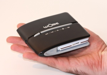 Wobe - A tiny, 160-gram, intelligent router that automatically connects to the cheapest network and distributes wifi to up to 5 devices