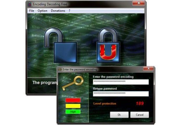 Encoding Decoding, codifica archivos y documentos para protegerlos de accesos indiscretos