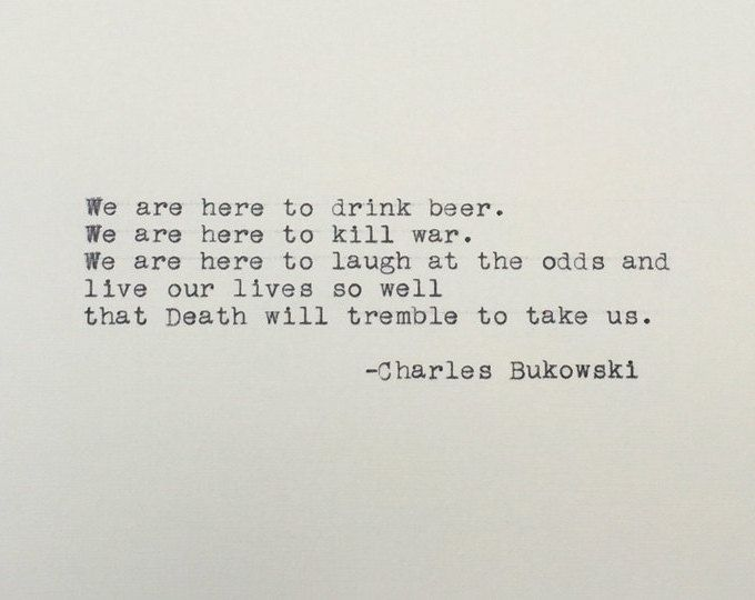 Charles Bukowski Quotes 41 Best Charles Bukowski Images On Pinterest  Lyrics Charles