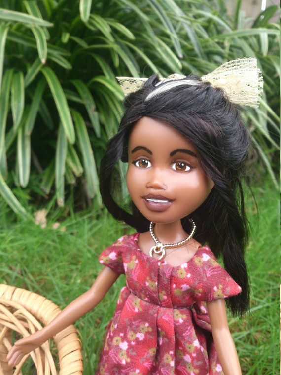 The Movie Marathon Doll by Mirthitude makeunder by Mirthitude