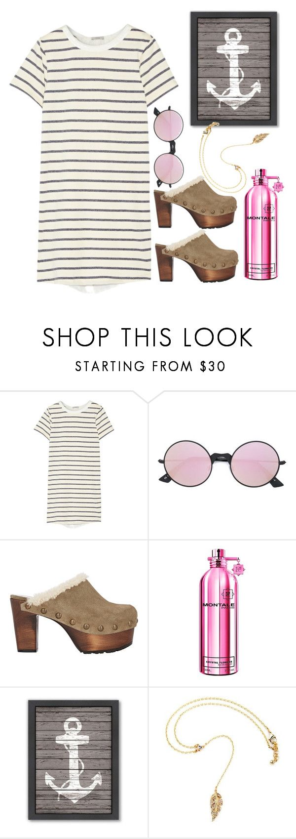 """""""Omen (Acoustic)~ Sam Smith"""" by jktrending ❤ liked on Polyvore featuring Clu, Le Specs, Giuseppe Zanotti, Montale and Americanflat"""