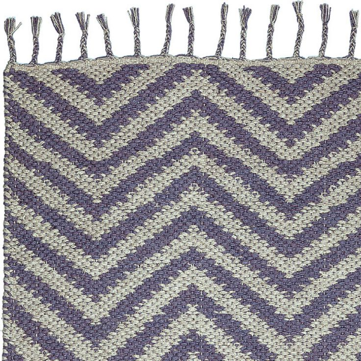 VIVA in LAVENDER/WHITE is made of 100% cotton. Perfect for indoor. Available in 55x120cm   70x200cm   140x200cm   200x300cm