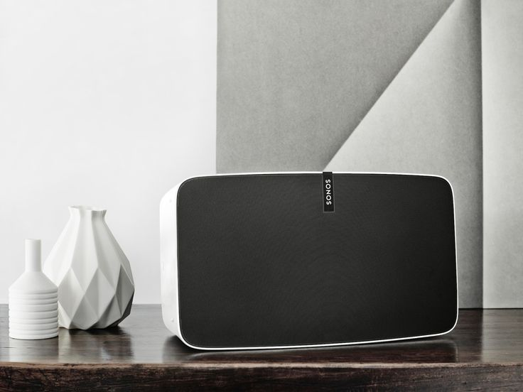 Sonos Updates Its Flagship Play:5 Speaker, And New Software Tailors Any Sonos Speaker To Your Space #Sonos, #Speakers, #Tech