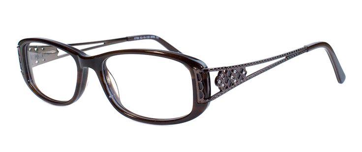 IMAGE CAFE 5799 BROWN | Vogue Optical - 2nd Pair Free - Designer Glasses, 2 Year Guarantee