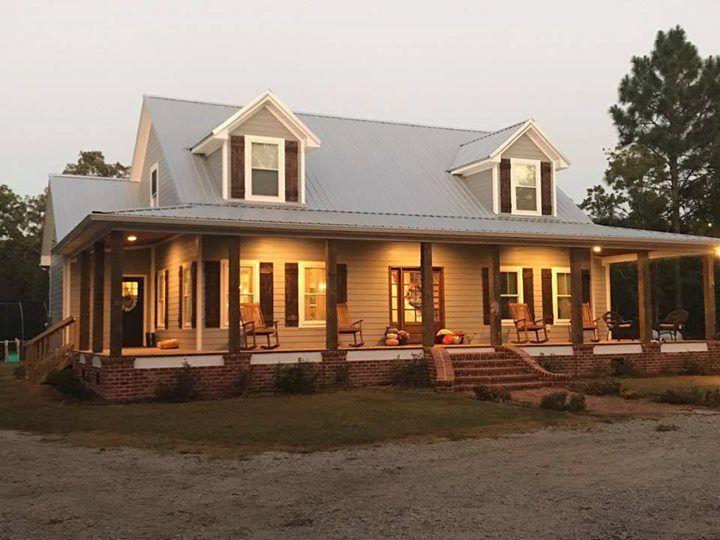 Grundriss für das Dogwood Farmhouse ist erhältli…