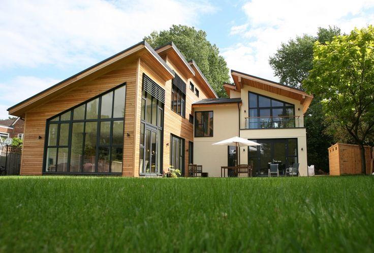 Lambert Bardsley Reeve: Eco Cedar House