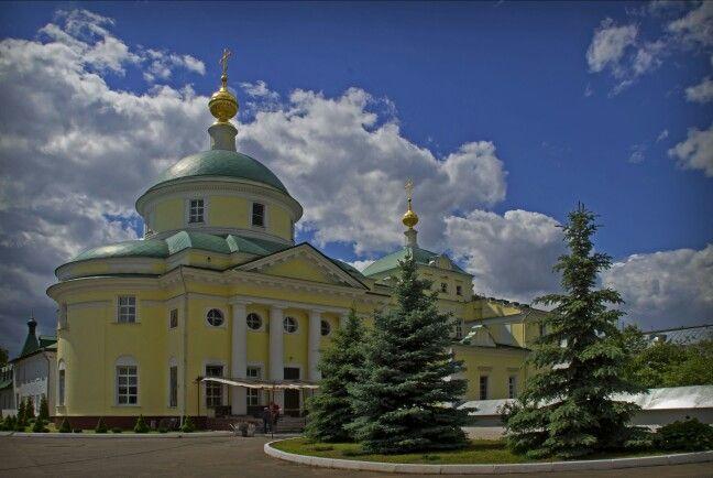 Monastery of st. Ekaterina, Vidnoye