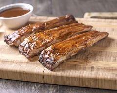 Travers de porc aux épices et miel