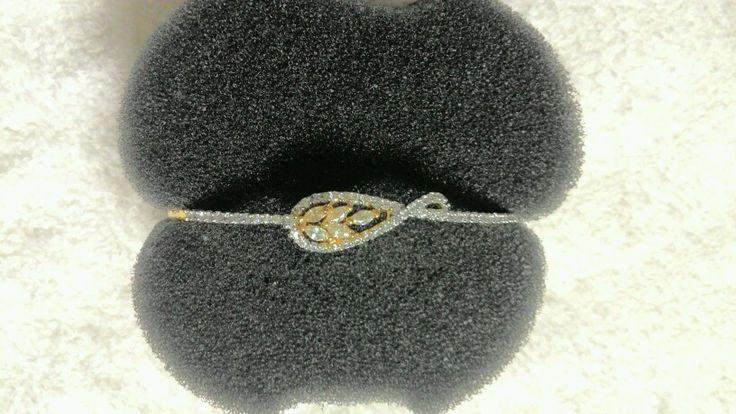 leaf bracelete @ 610/-