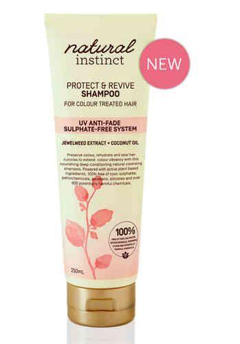 Natural Instinct Colour Protect Shampoo 250ml - Chempro Online Chemist