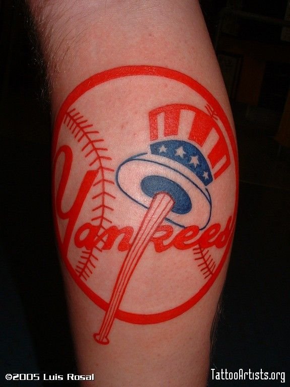 23 best new york yankees tattoos images on pinterest new york yankees tattoo ideas and. Black Bedroom Furniture Sets. Home Design Ideas