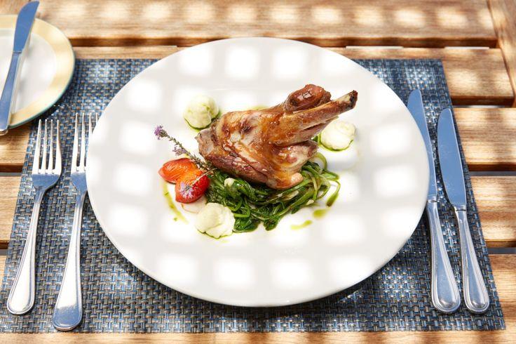 Gastronomy at Taverna restaurant