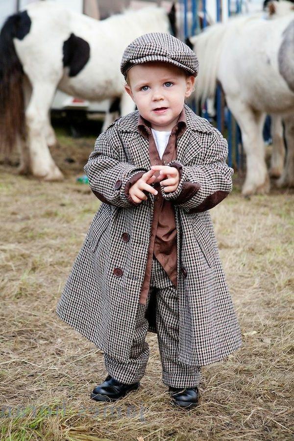 festliche kindermode jungen karierte kleider