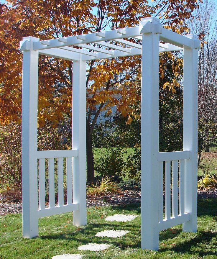 106 Best Garden Arbor Images On Pinterest | Backyard Ideas, Garden Arbor  And Gardening