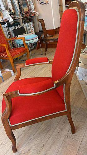17 meilleures id es propos de fauteuil voltaire sur pinterest fauteuils capitonnage et. Black Bedroom Furniture Sets. Home Design Ideas