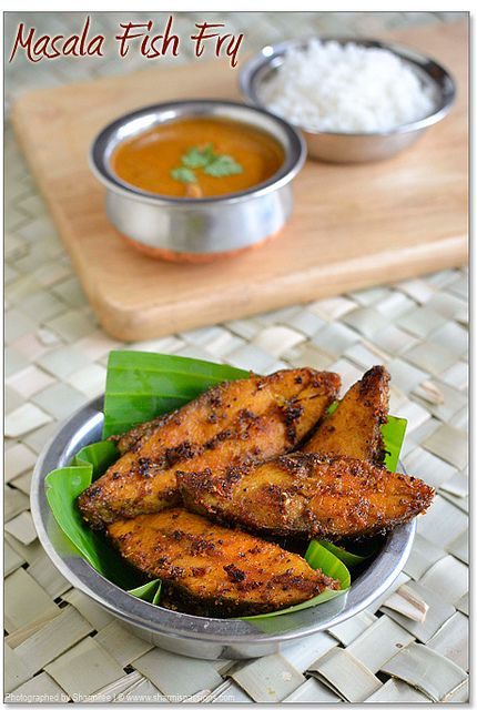 Masala Fish Fry by vsharmilee, via Flickr