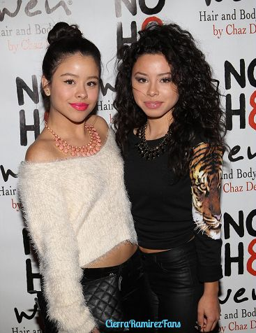 cierra ramirez and savannah