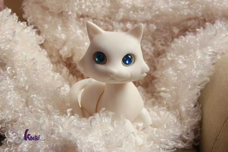 https://flic.kr/p/FBsSGC | Chester - BJD Cat | Coming soon at octarinedolls.be/