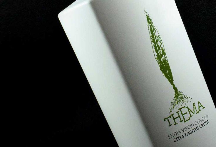 This Olive Oil Embodies the Spirit of Crete — The Dieline | Packaging & Branding Design & Innovation News