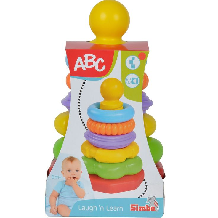Simba Toys Stacking And Sorting Toys