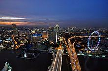 Marina Bay Sands - Wikipedia, the free encyclopedia