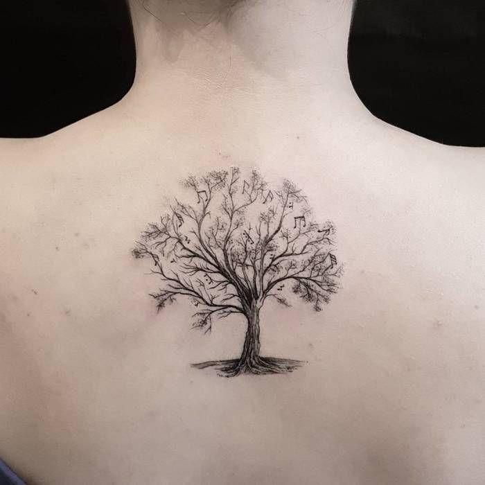 25 best ideas about tree tattoo designs on pinterest