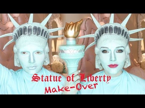 Statue of Liberty Make-Over
