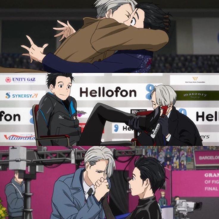 I just want to know what happened in the party when Yuri ask to viktor to be he's coach.