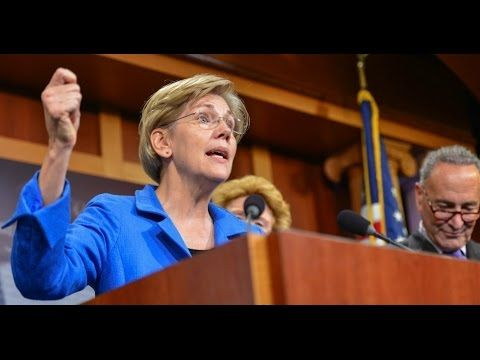 "Elizabeth Warren: "" I'm still cheering Bernie on"", but won't endorse him OPENLY to AVOID being in HILLARY CLINTON HIT LIST."