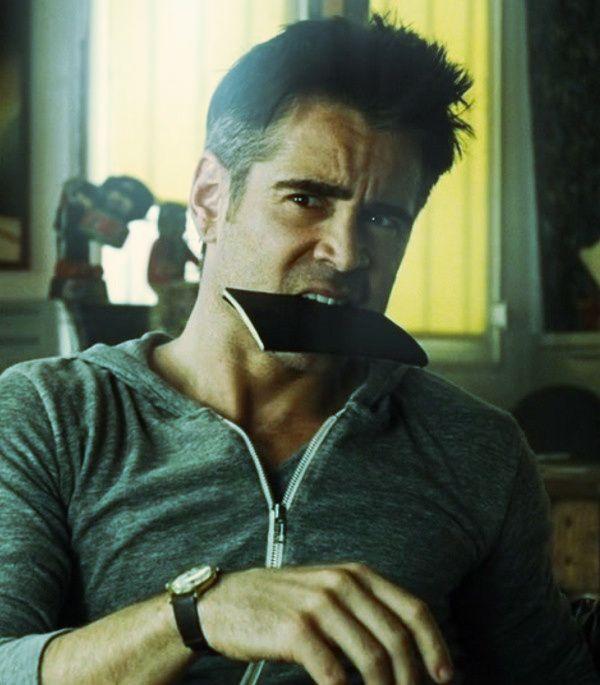 Colin Farrell * Seven Psychopaths
