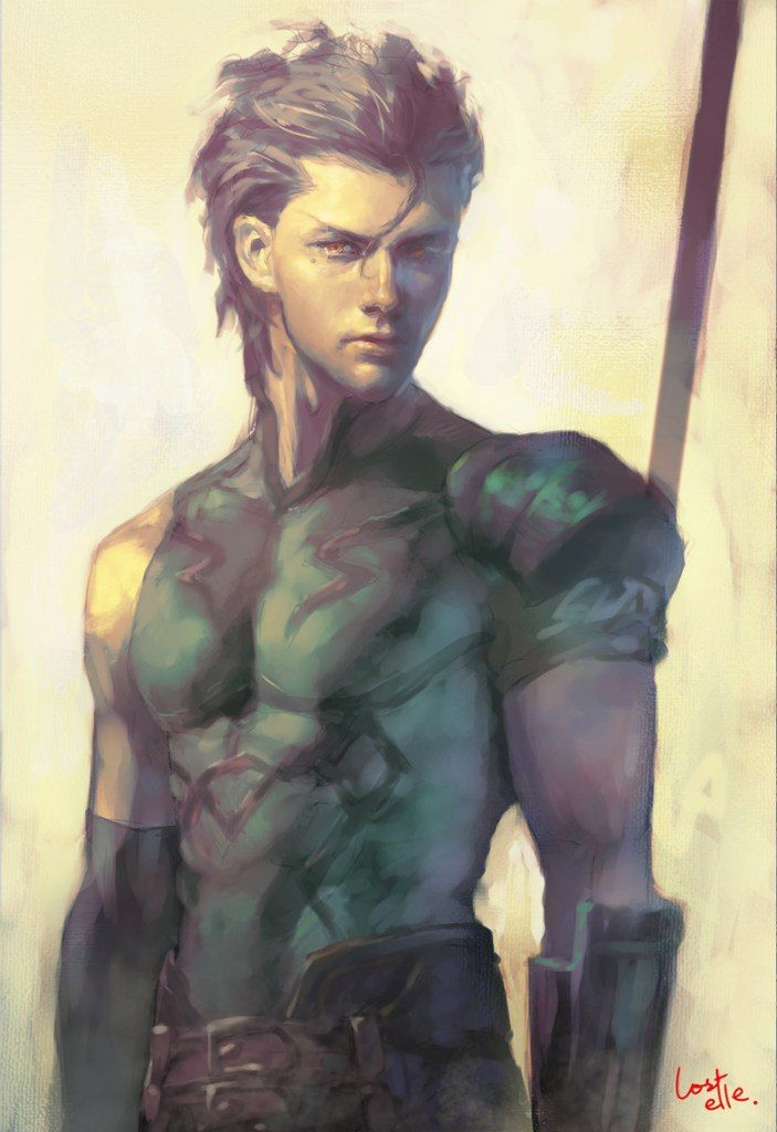 Diarmuid Ua Duibhne (Lancer, Fate/Zero) – 62 фотографии | ВКонтакте